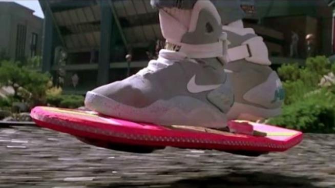 Le sneaker di Marty