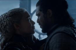 Daenerys e Jon Snow