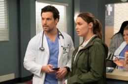 Grey's Anatomy 15: cosa è successo nell'episodio 24