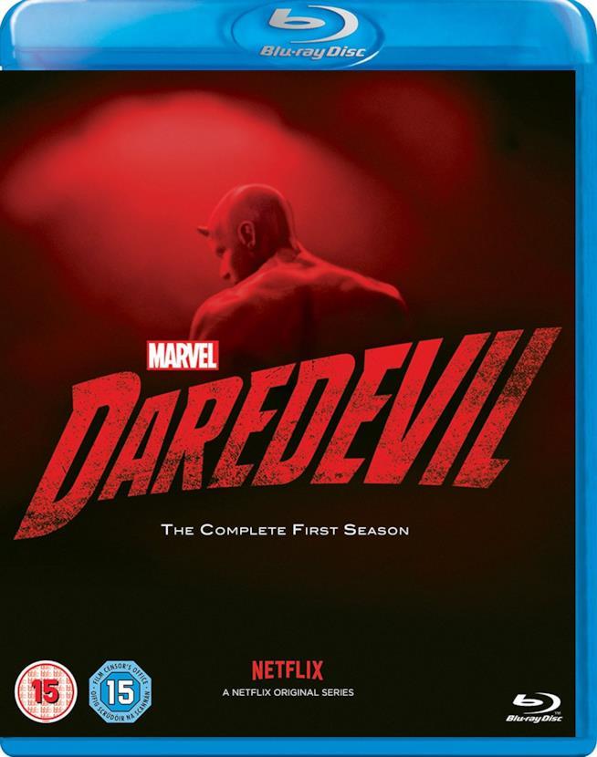 Cofanetto DVD di Daredevil - Season 1