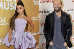 Ariana Grande e Fabio Volo