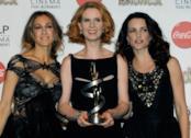 Sarah Jessica Parker, Cynthia Nixon e Kristin Davis