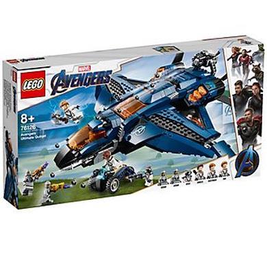 Set LEGO Avengers Ultimate Quinjet Avengers: Endgame