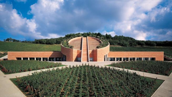tour enogastronomico 2018: Toscana wine architecture