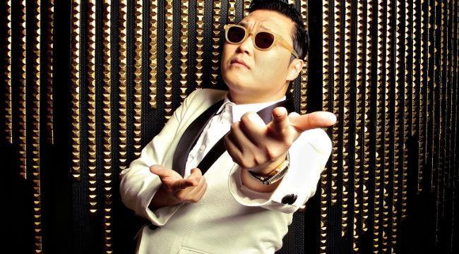 PSY autore di Gangnam Style