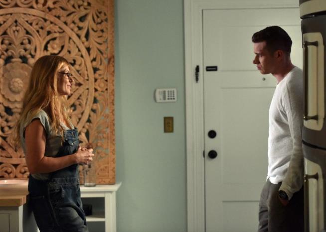 911: Abby e Buck nel quinto episodio della prima stagione