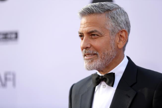 Glauco Traselli trovato morto in bagno durante la festa per George Clooney