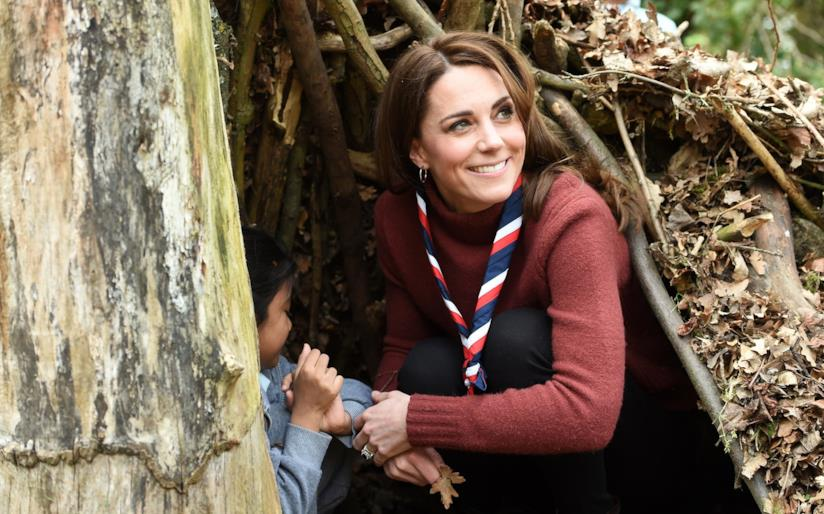 La Duchessa Kate Middleton
