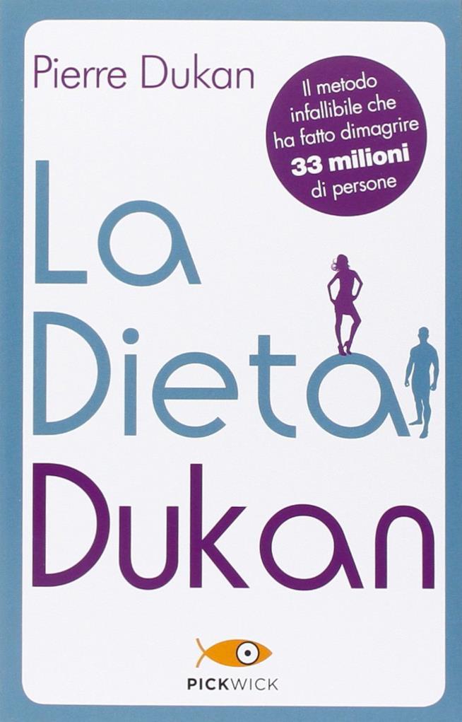 Libro de La dieta Dukan di Pierre Dukan