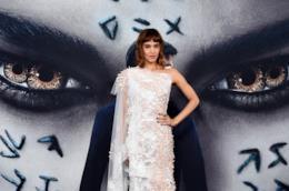 Sofia Boutella, la bellissima attrice protagonista di La Mummia