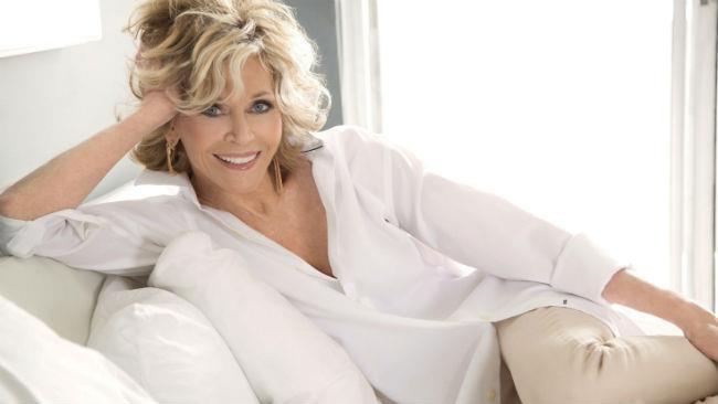 Jane Fonda Leone d'oro alla Carriera a Venezia 74
