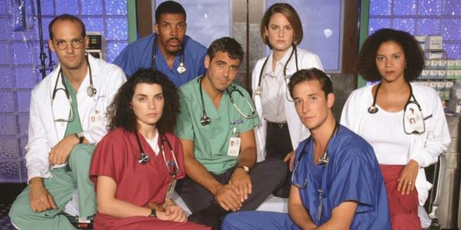 Gli attori della serie E.R. - Medici in prima linea
