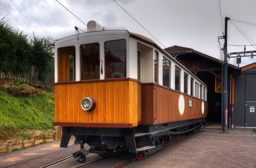 Il trenino del Renon e l'Alto Adige, dove trascorrere una vacanza senza auto