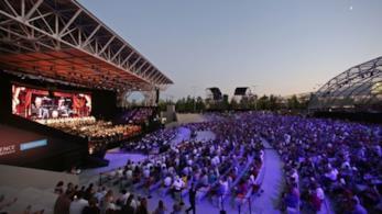 Open Air Theatre di Experience Milano, nell'ex Area EXPO
