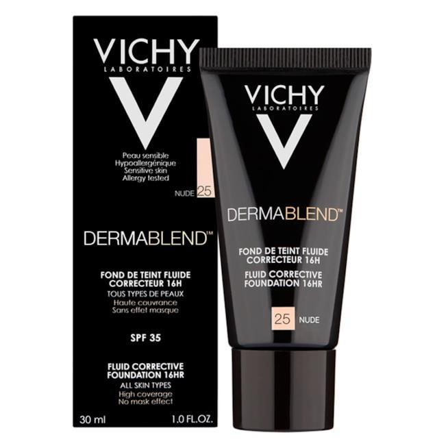 fondotinta per pelli acneiche Vichy Dermablend