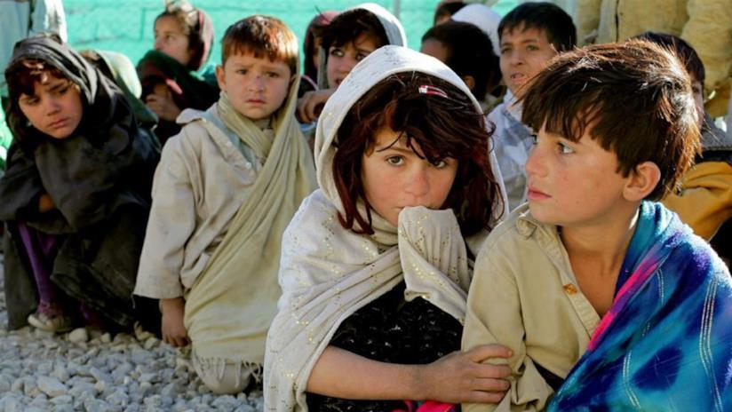 I piccoli rifugiati