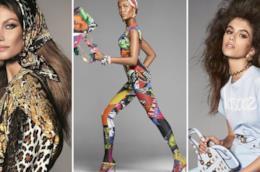 Donatella Versace ha scelto le modelle anni '90 per la Primavera 2018