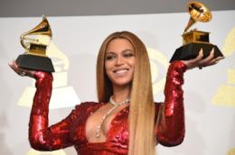 Beyonce ai 59th Grammy Awards, 2017