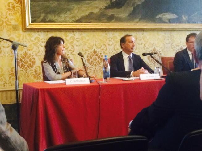 Cristina Mainardi, Giuseppe Sala, Filippo Del Corno