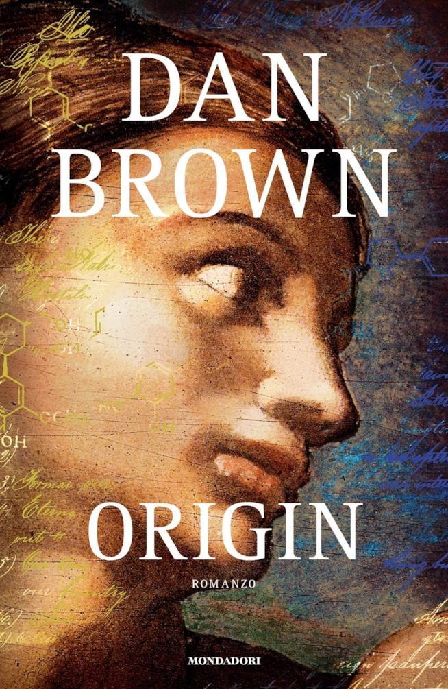 Origin con in copertina Adamo del dipinto Adamo e Dio di Michelangelo