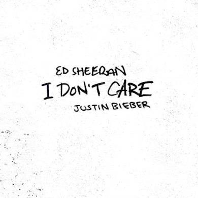 I Don't Care di Ed Sheeran e Justin Bieber