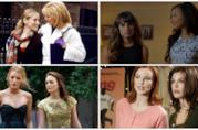 Sex and the City, Glee, Gossip Girl, Desperate Housewives