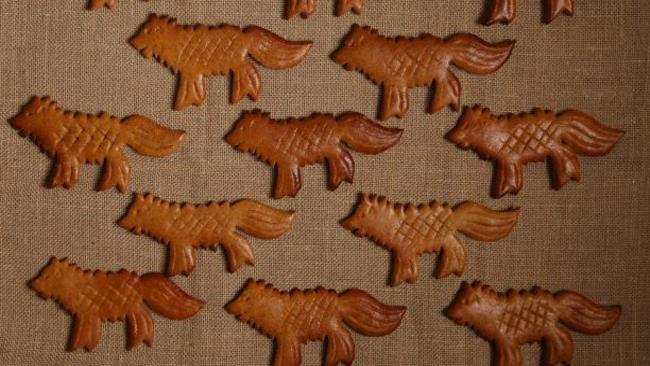 Il pane a forma di metalupi di Fritella