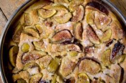Clafoutis: la ricetta con i fichi