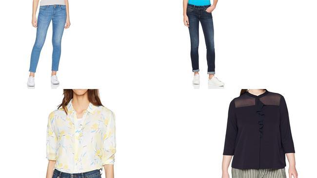 Jeans e camicie, offerte Amazon Prime Day