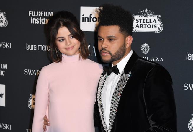 Selena Gomez isnieme a The Weeknd