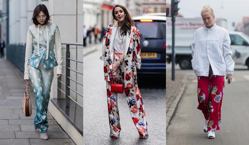 Pantaloni palazzo a fiori: i migliori modelli dell'estate