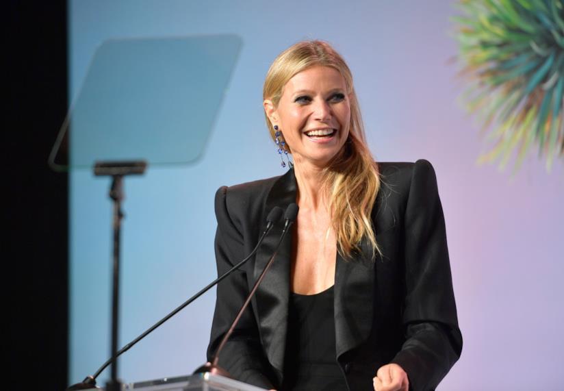 L'attrice Gwyneth Paltrow