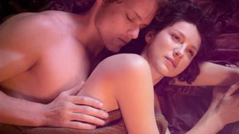 Jamie e Claire: un matrimonio romantico e difficile in Outlander