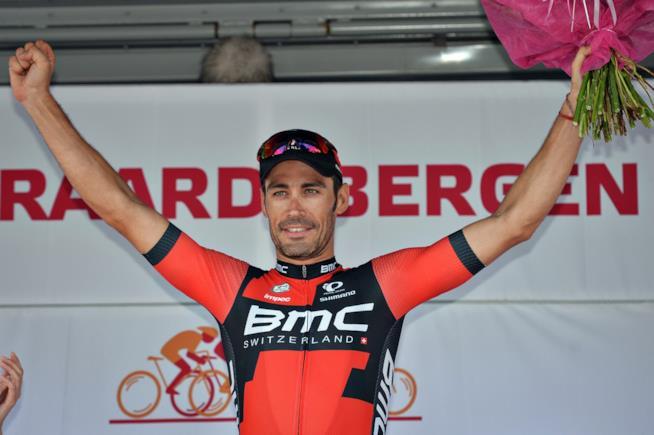 Manuel Quinziato, ciclista bolzanino