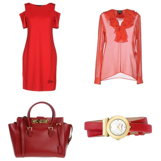 Pantone ha scelto il rosso come colore di moda primavera 2018