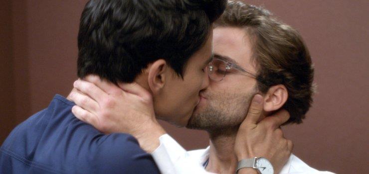 Nico e Levi, Grey's Anatomy