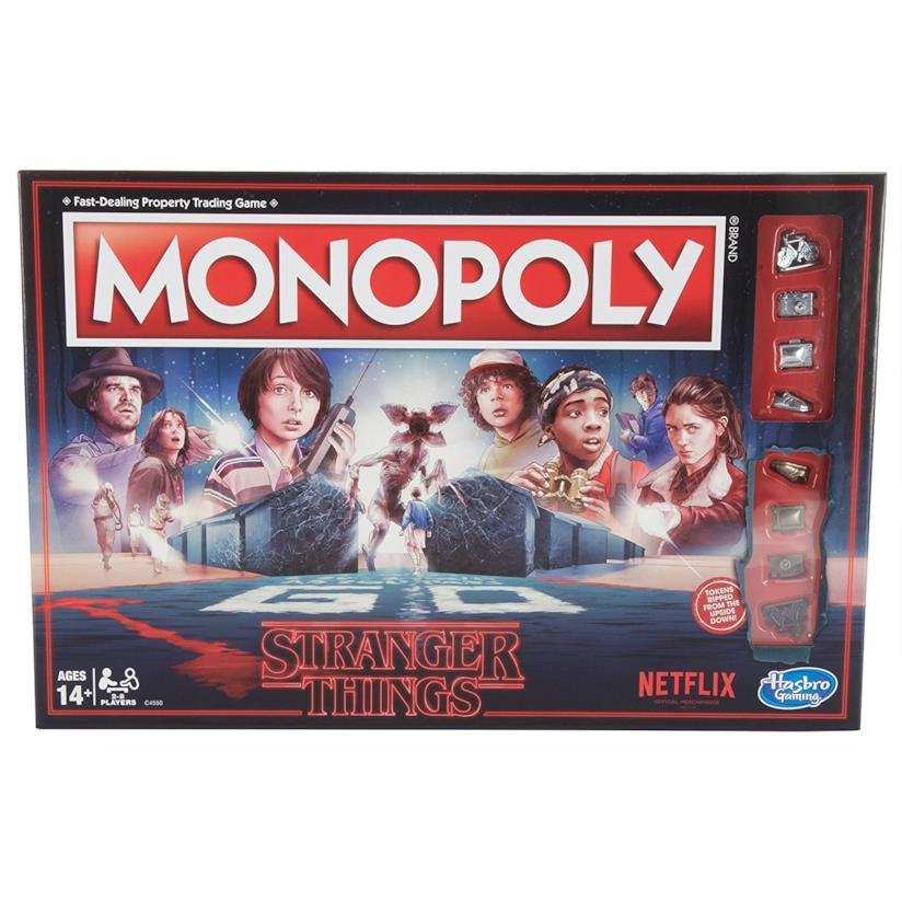 Il Monopoli ispirato alla serie TV Stranger Things
