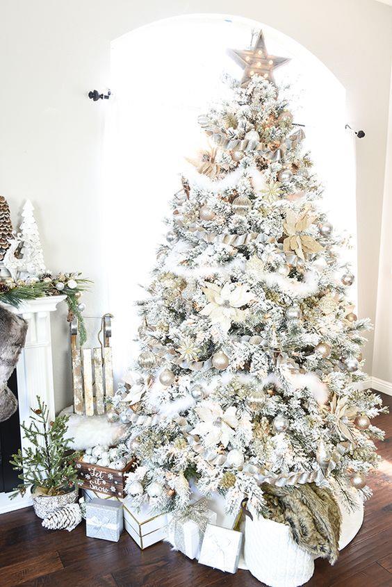 100 Idee E Immagini Per Realizzare Lalbero Di Natale