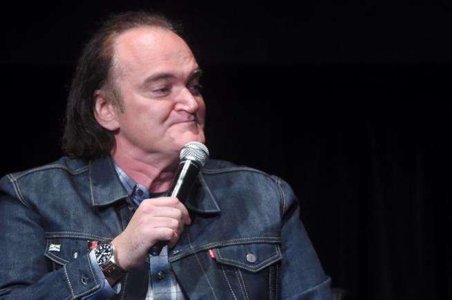 Quentin Tarantino prossimo alle nozze