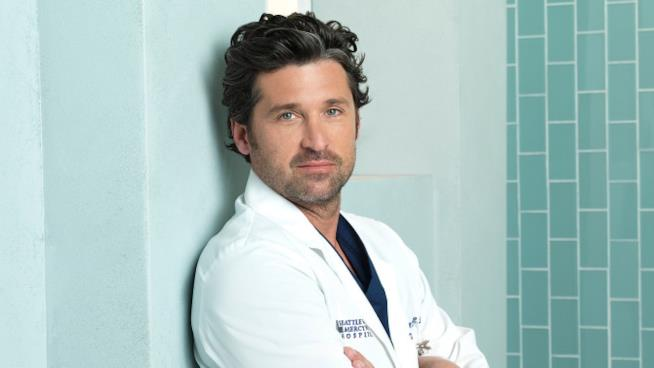 Patrick Dempsey lo ha interpretato per 11 stagioni