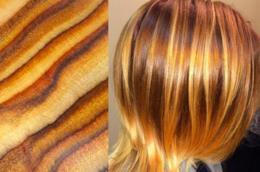 La gallery delle nuance hair ispirate alla natura