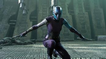 Guardiani della galassia: qualcuno scioglierà il cuore di Nebula in Avengers - Infinity War