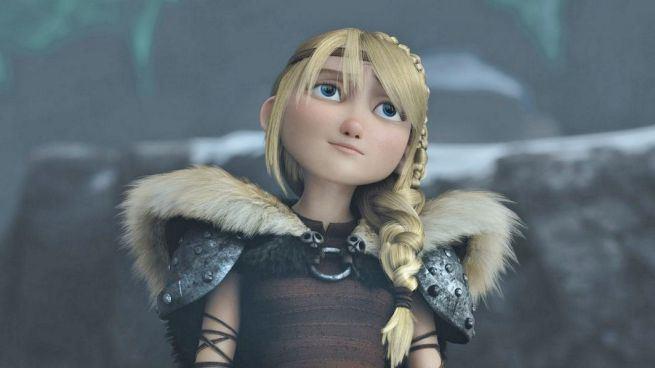 Dragon Trainer ecco Astrid