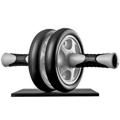 Attrezzo fitness maneggevole per addominali