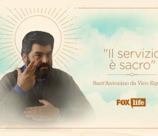 I santini di Antonino