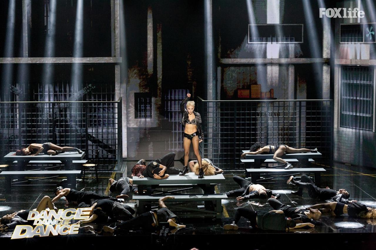 Dance Dance Dance 2 Puntata 4 Esibizione Giulia Le Donatella Lady Gaga