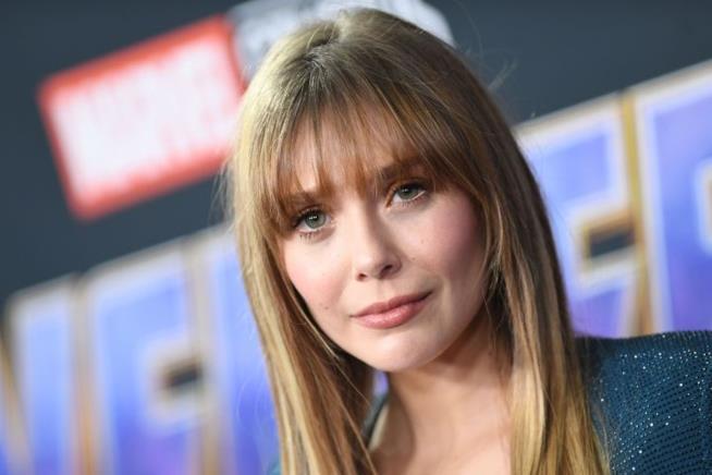 Un primo di Elizabeth Olsen alla premiere di Avengers: Endgame