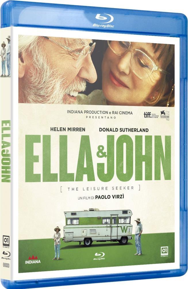 Ella & John in Blu-Ray