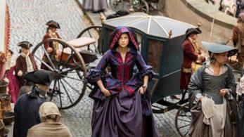 Un'immagine promozionale della seconda stagione di Outlander