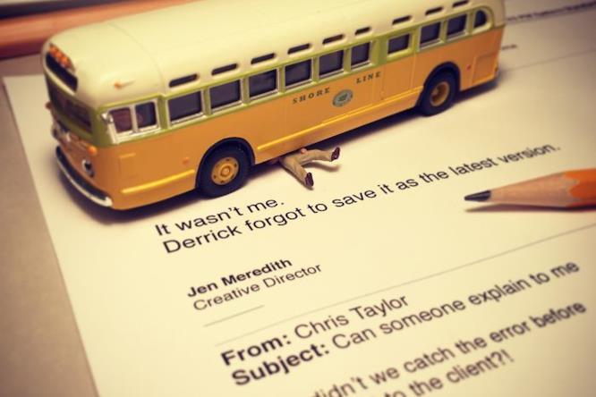 Una scena in miniatura creata da Derrick Lin